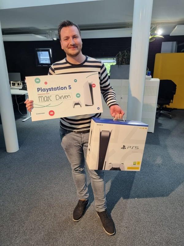 Zinderende PS5-challenge Saleshelden