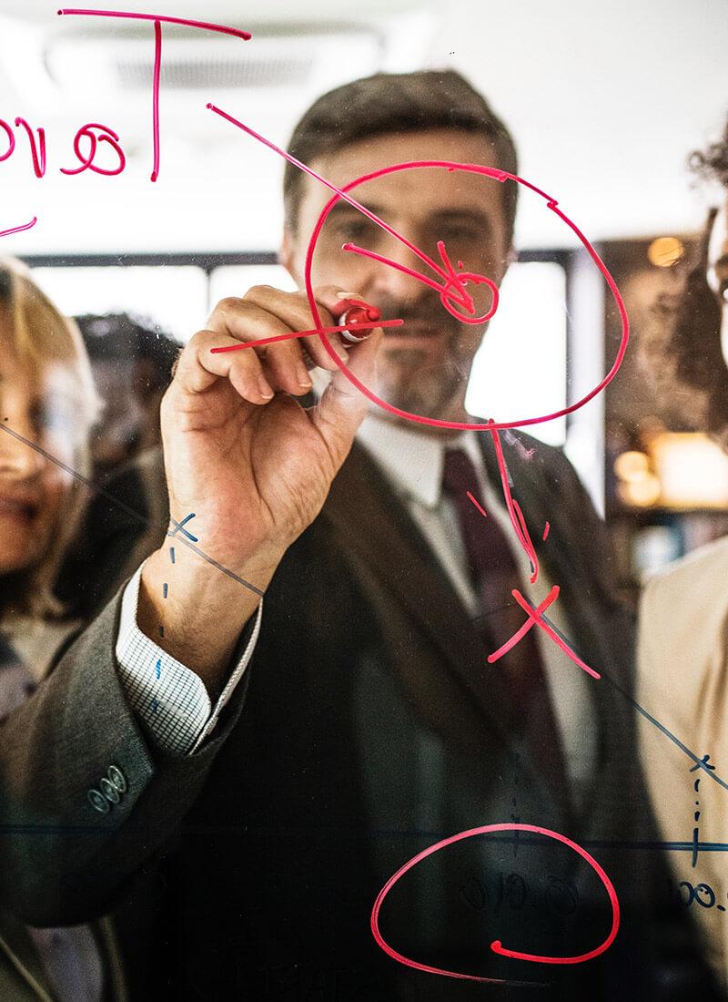 Gerichte-status-doelen-b2b-rapportage-professioneel