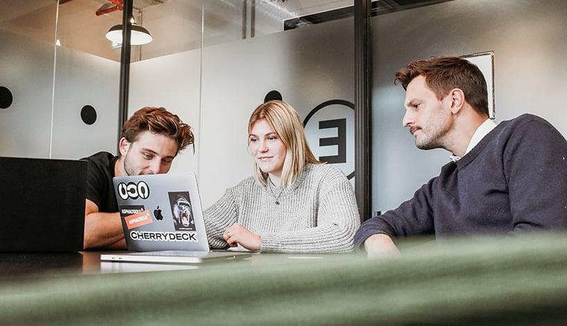 Partnerschappen smeden met ABS - Werkwijze Saleshelden