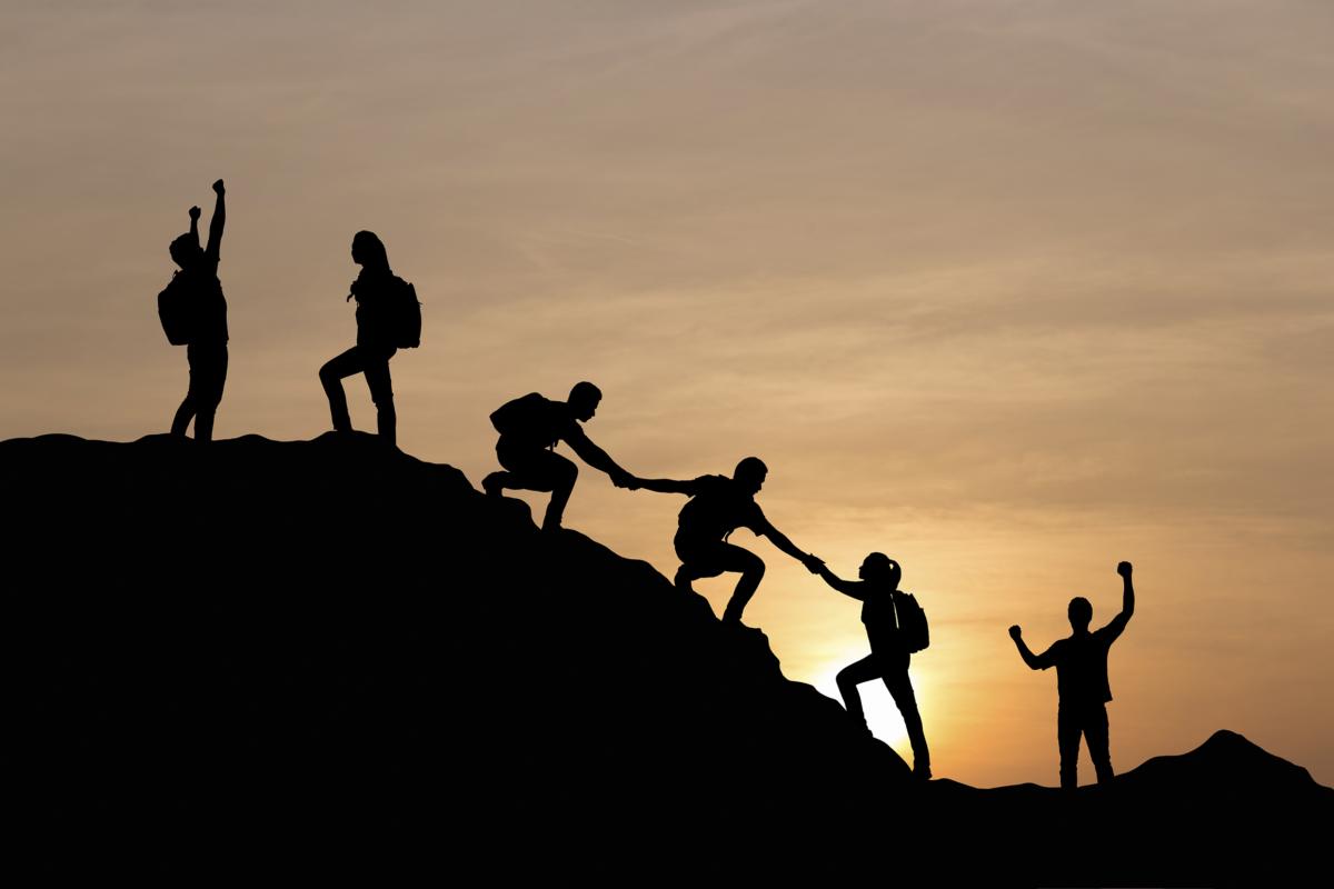 6 Tips voor het bouwen van een succesvol sales team | Saleshelden
